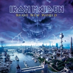 iron maiden - brave new world album cover