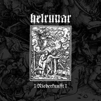 Helrunar Niederkunfft album cover