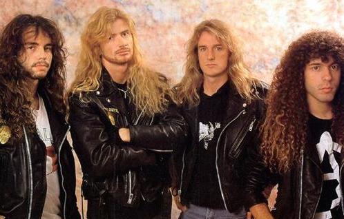 Megadeth classic lineup