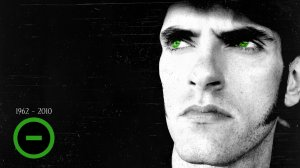 R.I.P. Peter Steele, a/k/a The Green Man.  Artwork by Nebulaborn