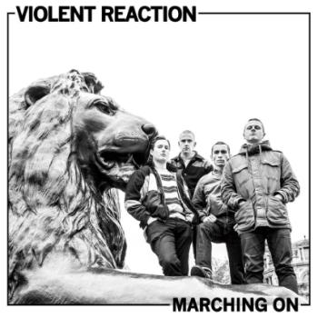 violent reaction