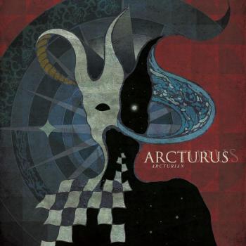 arcturus arcturian album cover