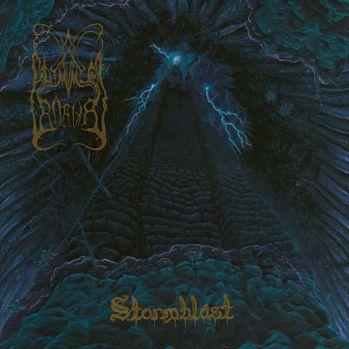 Dimmu Borgir - Stormblast cover