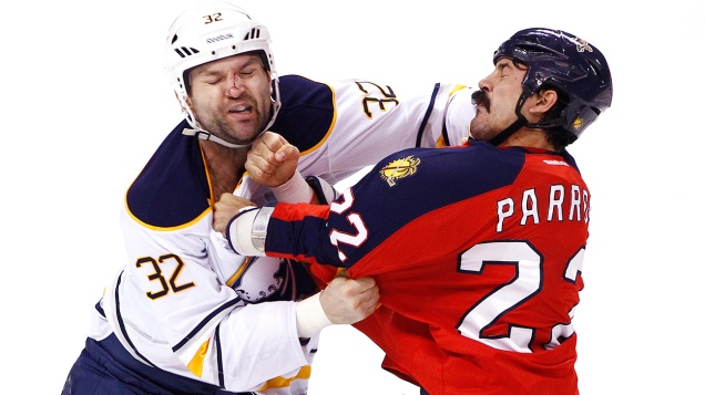 john scott george parros