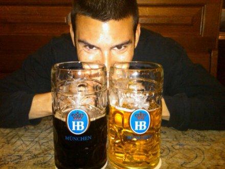 drinking with satan