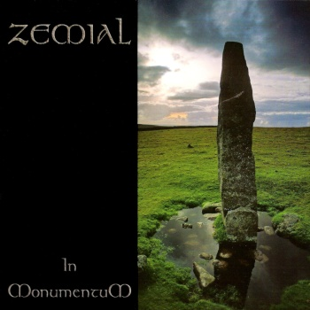 Zemial - In Monumentum cover