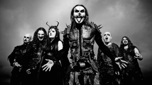 cradle of filth band