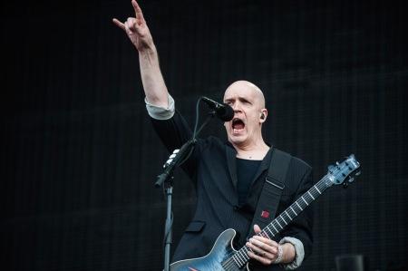 Devin Townsend live