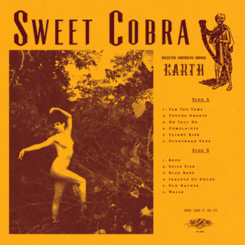 sweet cobra earth