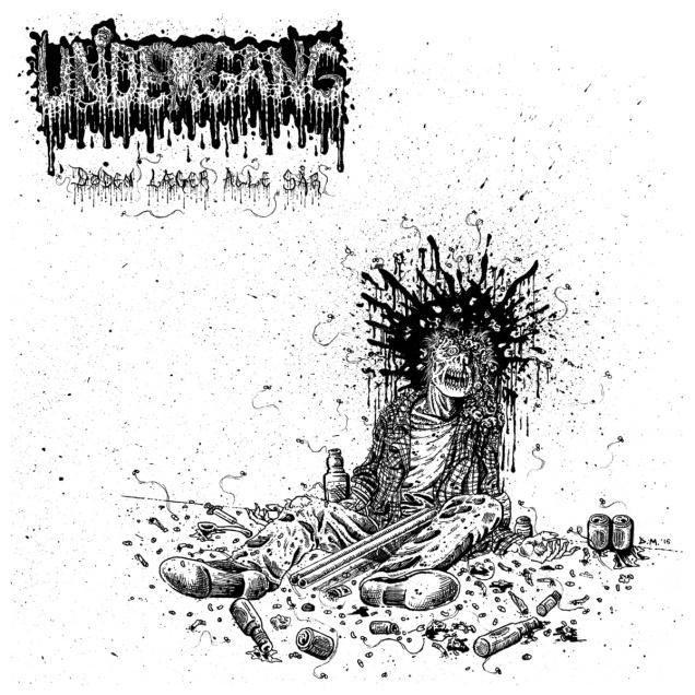 undergang 2015 album cover