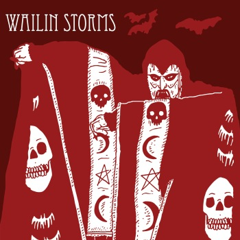 wailin storms shiver ep