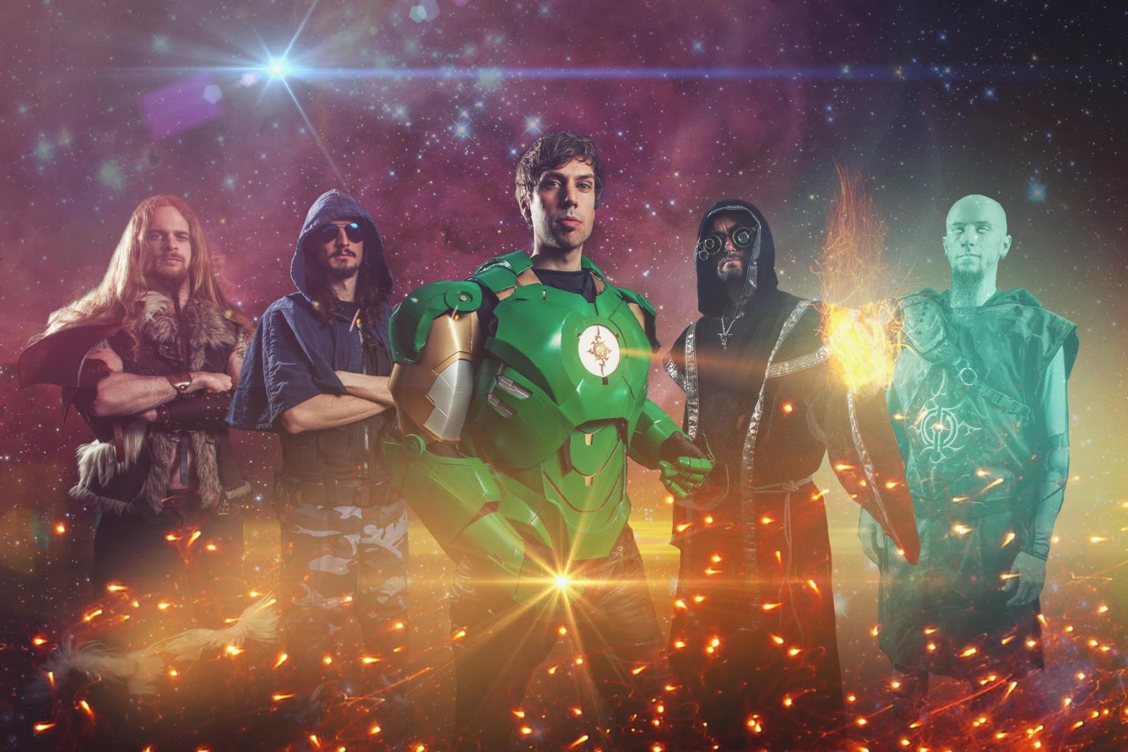 gloryhammer rise of the chaos wizards