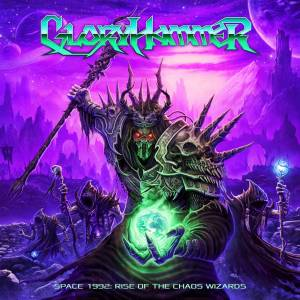 gloryhammer space 1992 rise of the chaos wizards