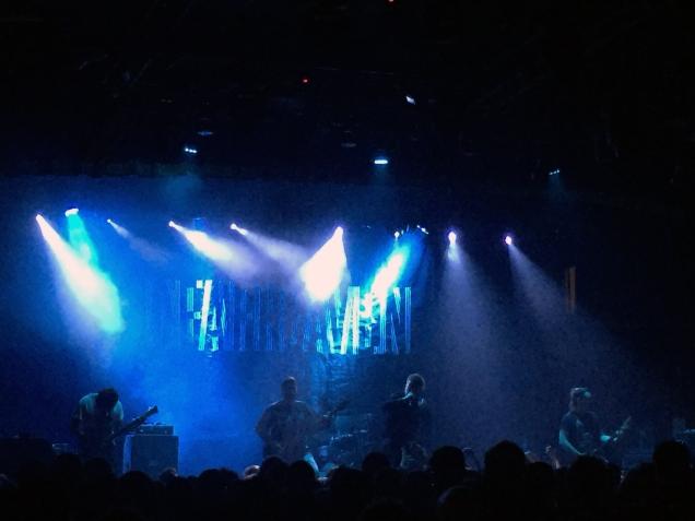 Deafheaven, Royale Boston, 11/3/2015
