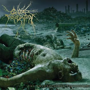 cattle decapitation the anthropocene extinction