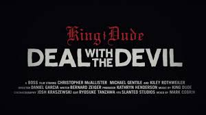 King Dude - Deal With the Devil