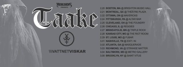 taaketour
