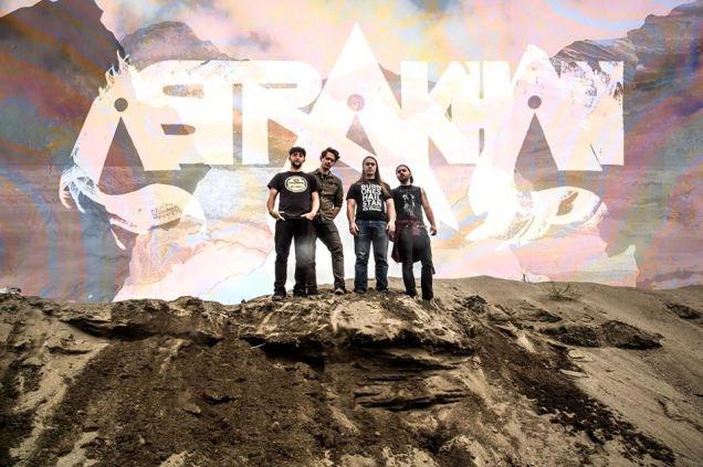 astrakhan band promo photo