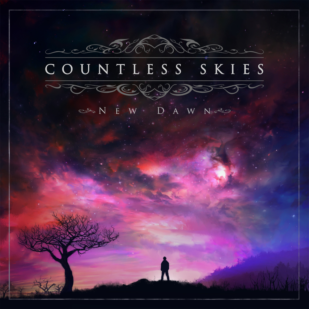 Countless Skies New Dawn Artwork Carl Ellis