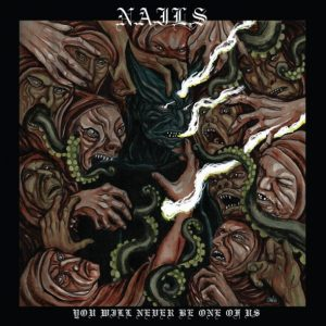 nails you will never be one of us album cover