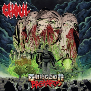 ghoul dungeon bastards album cover