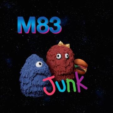 M83 Junk album cover