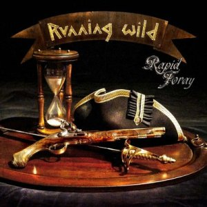 running wild rapid foray album cover