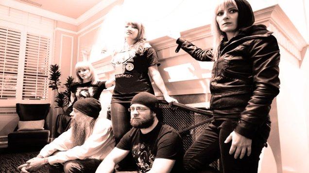 subrosa band photo