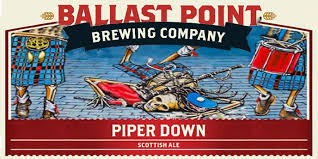 Ballast Point - Piper Down Scottish Ale