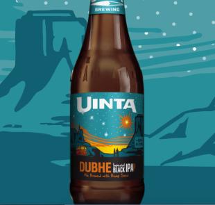 Uinta Dubhe Imperial Black IPA