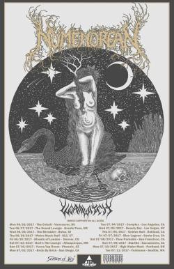 Numenorean - Wormwitch Tour