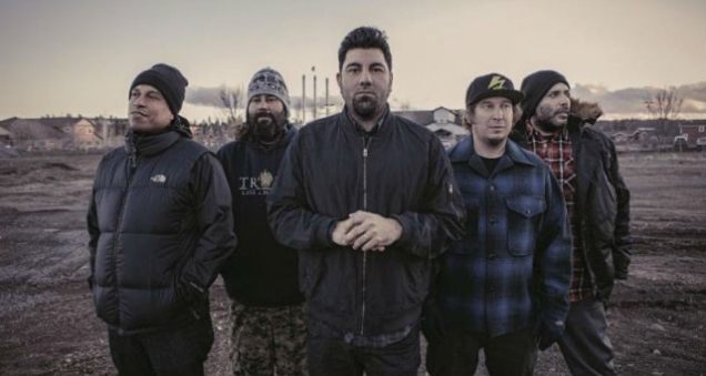 deftones band photo