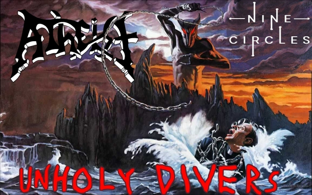 unholy divers atheist band