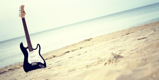 beach-guitar