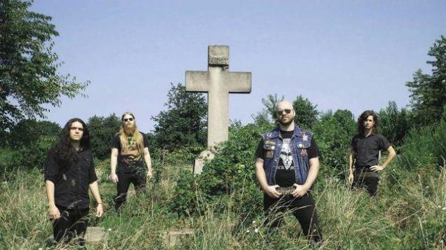 crypt sermon band photo
