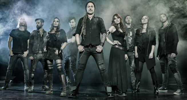 eluveitie band 2017