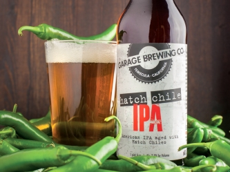garage brewing hatch chile ipa