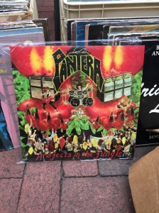 pantera projects in the jungle vinyl merch mdf 2017