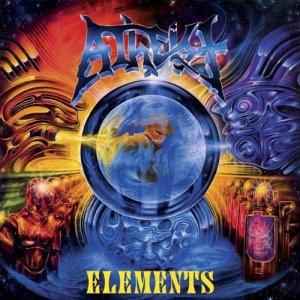 atheist elements album cover