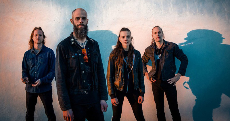baroness band photo 2017