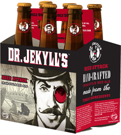 dr jekyll's beer attack