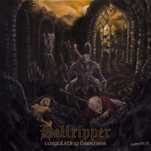 Hellripper - Coagulating Darkness