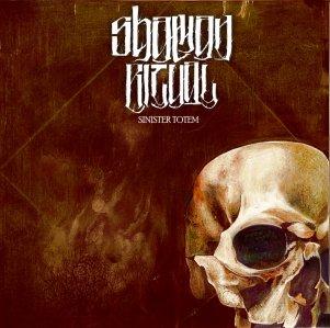 shaman ritual - sinister totem cd