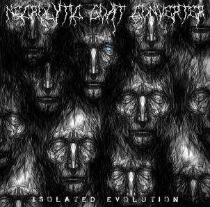 Isolated Evolution Cover
