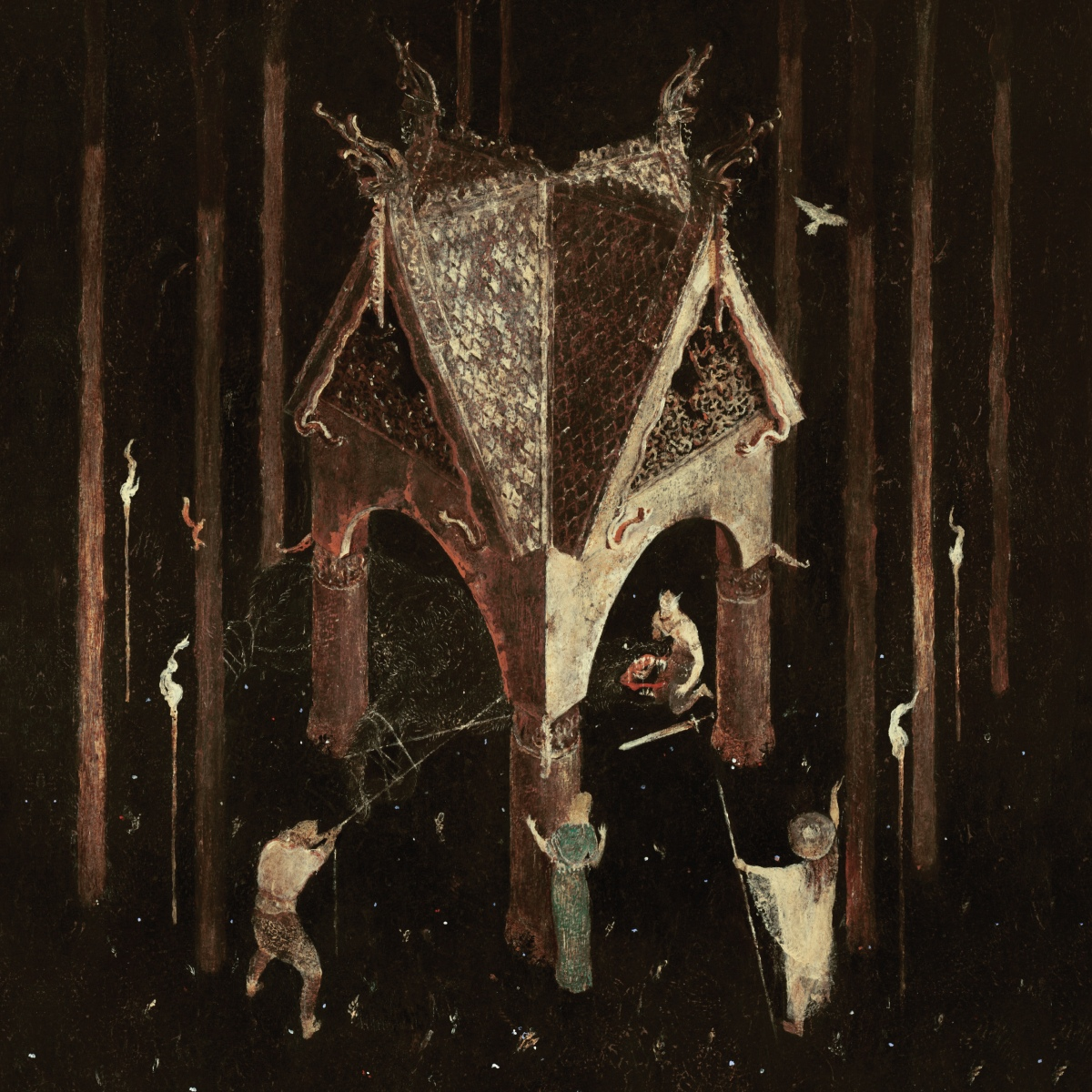 "Album Review: Wolves in the Throne Room - ""Thrice Woven"""