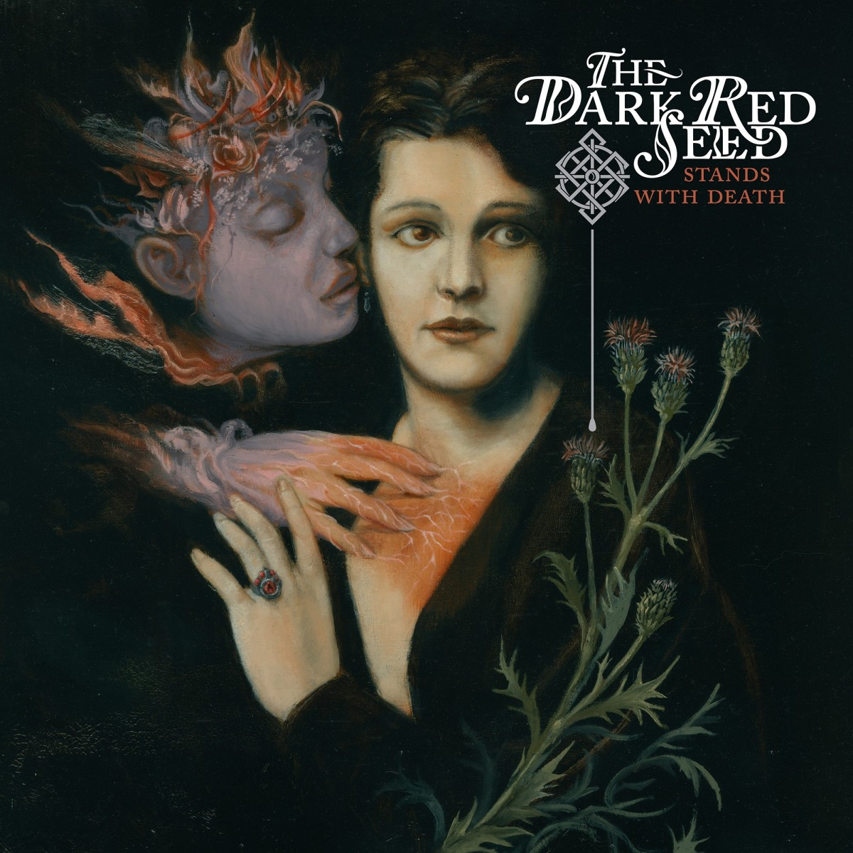 "Rainbows in the Dark: The Dark Red Seed - ""Stands With Death"""