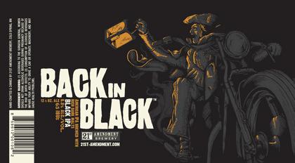21 amendment back in black ipa
