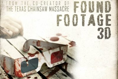 found-footage-3D poster