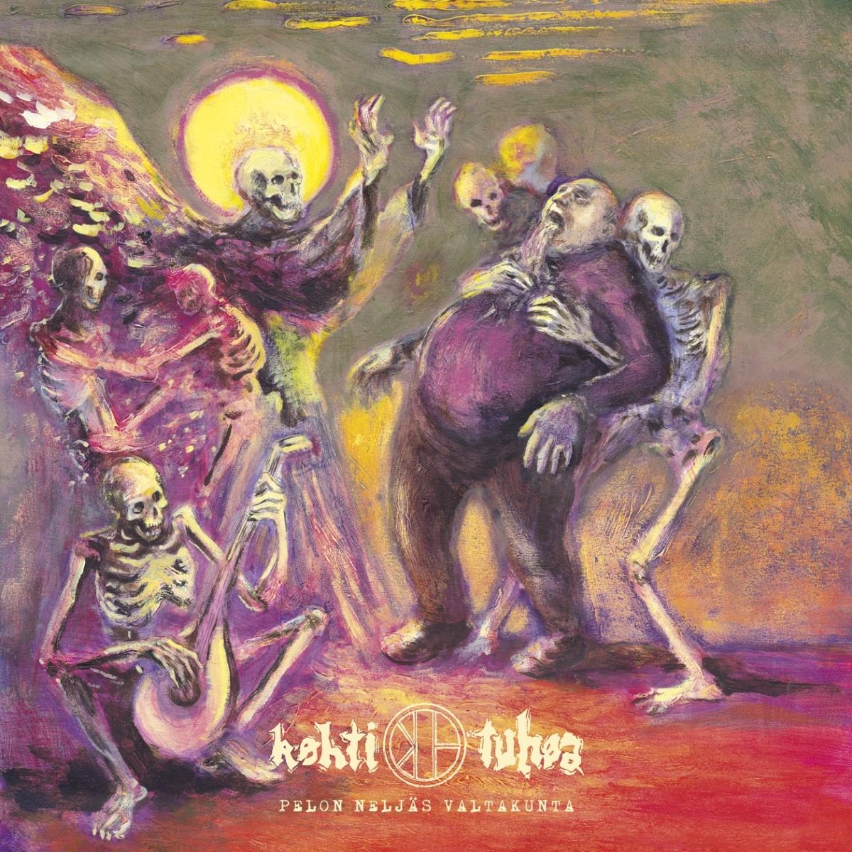 """Album Review: Kohti Tuhoa - """"Pelon Neljäs Valtakunta"""""""
