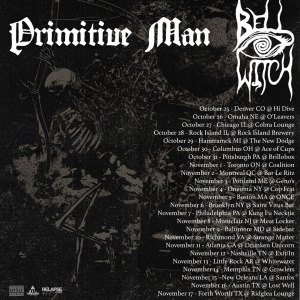 Primitive Man - Bell Witch 2017
